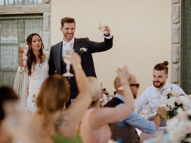 Il matrimonio di Stefan e Miriam a Pian di Sco, Arezzo 68
