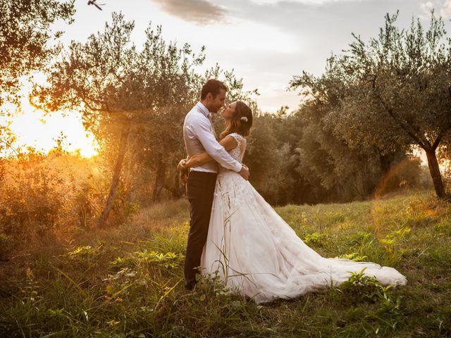 Il matrimonio di Valentino e Giulia a Todi, Perugia 65