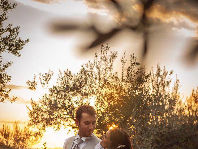 Il matrimonio di Valentino e Giulia a Todi, Perugia 68