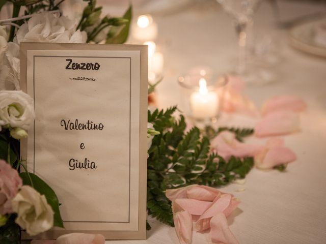Il matrimonio di Valentino e Giulia a Todi, Perugia 75
