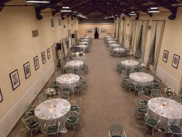 Il matrimonio di Valentino e Giulia a Todi, Perugia 76