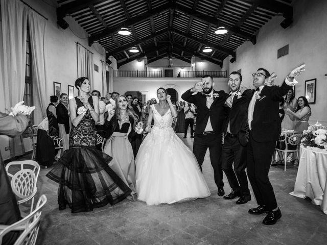 Il matrimonio di Valentino e Giulia a Todi, Perugia 77