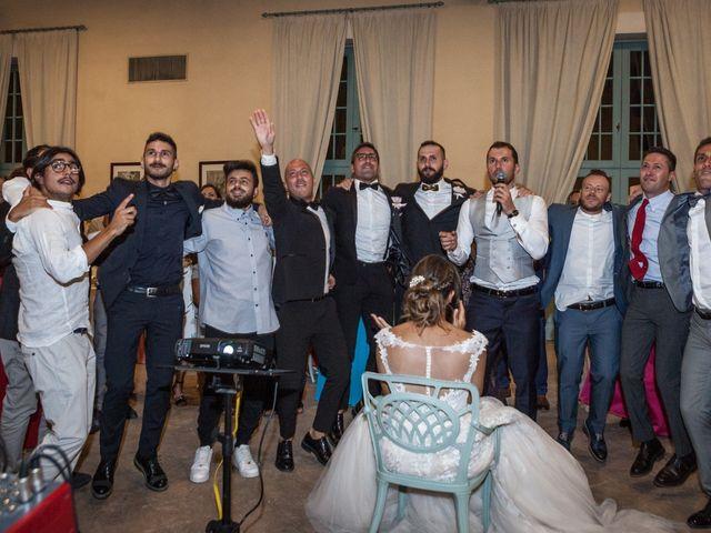 Il matrimonio di Valentino e Giulia a Todi, Perugia 79