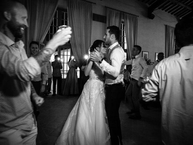 Il matrimonio di Valentino e Giulia a Todi, Perugia 81