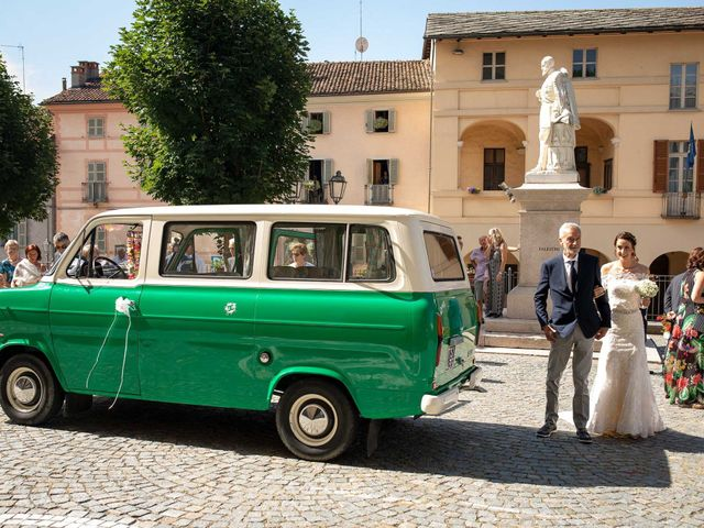 Il matrimonio di Daniele e Micaela a Pinerolo, Torino 8