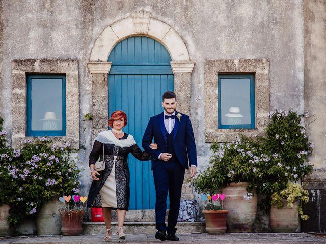 Il matrimonio di Graziano e Greta a Augusta, Siracusa 16