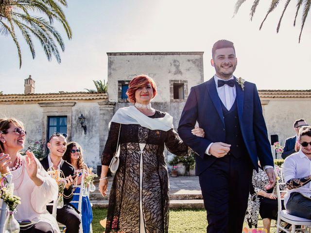 Il matrimonio di Graziano e Greta a Augusta, Siracusa 17