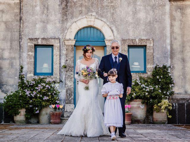 Il matrimonio di Graziano e Greta a Augusta, Siracusa 21