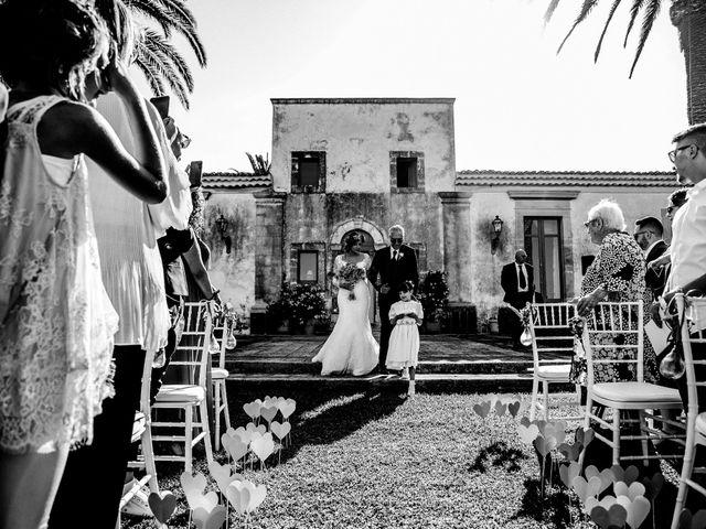 Il matrimonio di Graziano e Greta a Augusta, Siracusa 22