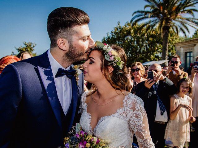 Il matrimonio di Graziano e Greta a Augusta, Siracusa 24