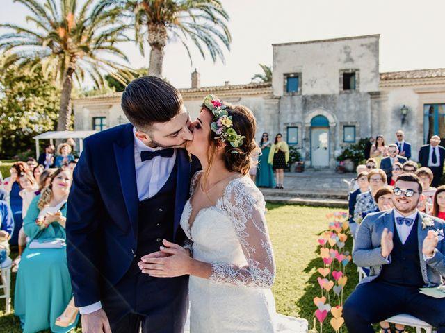 Il matrimonio di Graziano e Greta a Augusta, Siracusa 25