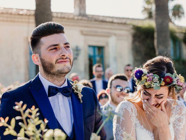 Il matrimonio di Graziano e Greta a Augusta, Siracusa 30