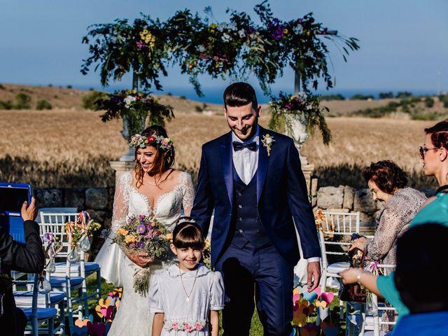 Il matrimonio di Graziano e Greta a Augusta, Siracusa 31