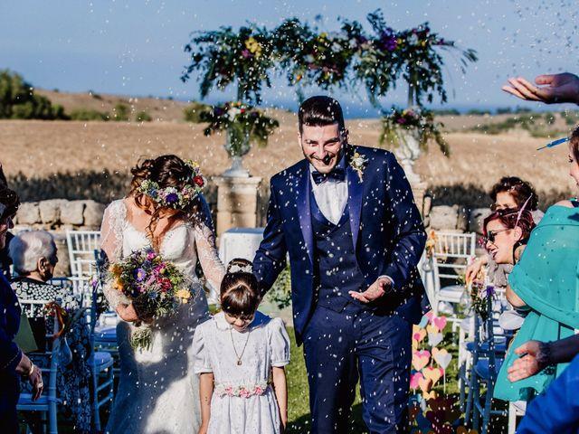 Il matrimonio di Graziano e Greta a Augusta, Siracusa 33