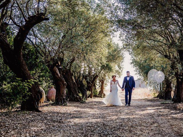 Il matrimonio di Graziano e Greta a Augusta, Siracusa 37