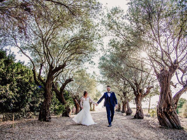 Le nozze di Greta e Graziano
