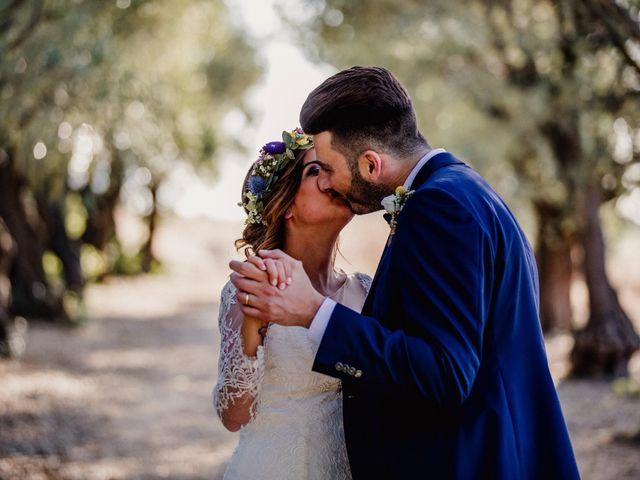 Il matrimonio di Graziano e Greta a Augusta, Siracusa 43