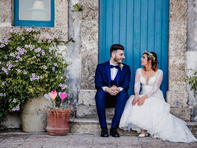 Il matrimonio di Graziano e Greta a Augusta, Siracusa 46