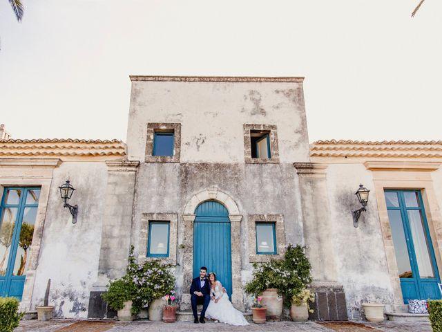 Il matrimonio di Graziano e Greta a Augusta, Siracusa 47