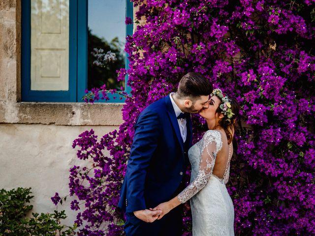 Il matrimonio di Graziano e Greta a Augusta, Siracusa 50