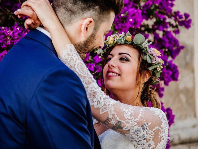 Il matrimonio di Graziano e Greta a Augusta, Siracusa 51