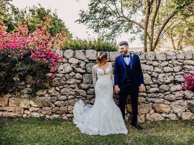 Il matrimonio di Graziano e Greta a Augusta, Siracusa 54