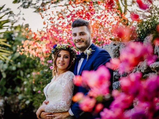 Il matrimonio di Graziano e Greta a Augusta, Siracusa 56
