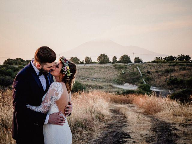 Il matrimonio di Graziano e Greta a Augusta, Siracusa 69