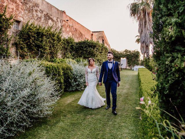Il matrimonio di Graziano e Greta a Augusta, Siracusa 70