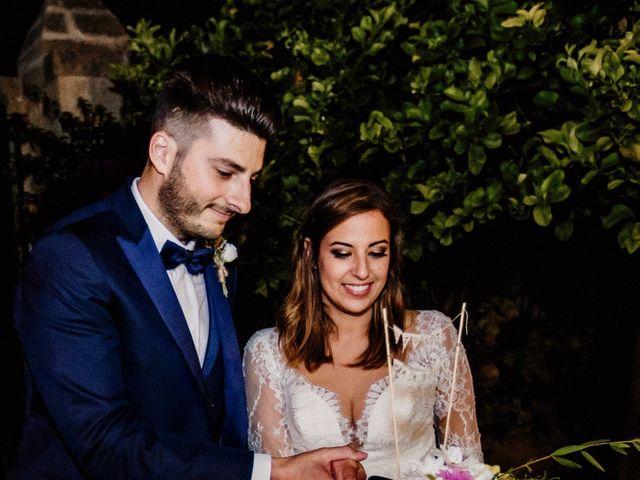 Il matrimonio di Graziano e Greta a Augusta, Siracusa 91