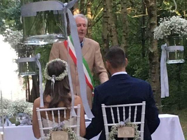 Il matrimonio di Davide e Marta a Medole, Mantova 6