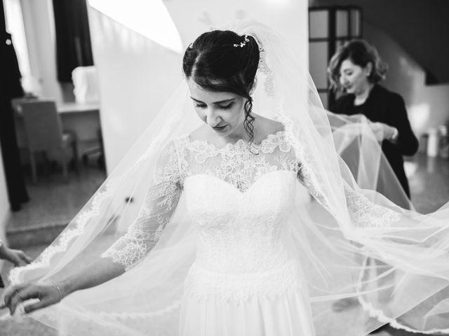 Il matrimonio di Mattia e Denise a Gattico, Novara 7