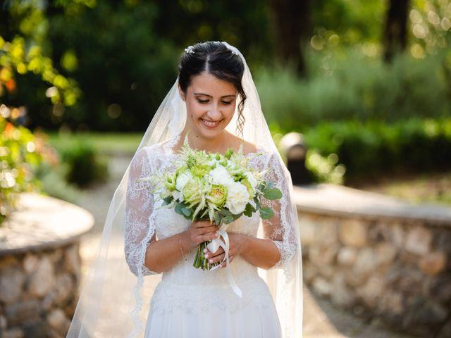 Il matrimonio di Mattia e Denise a Gattico, Novara 10