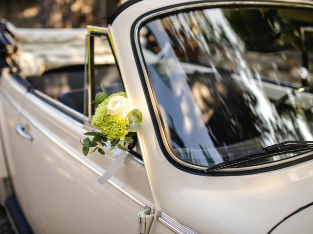 Il matrimonio di Mattia e Denise a Gattico, Novara 13