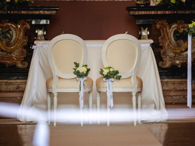 Il matrimonio di Mattia e Denise a Gattico, Novara 21