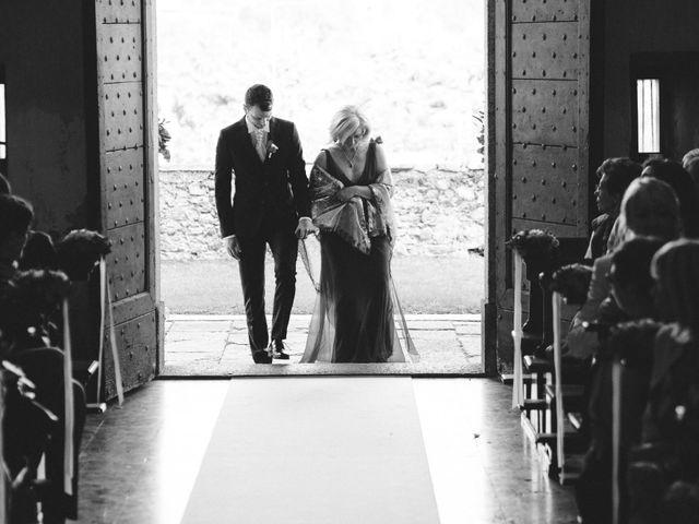 Il matrimonio di Mattia e Denise a Gattico, Novara 24