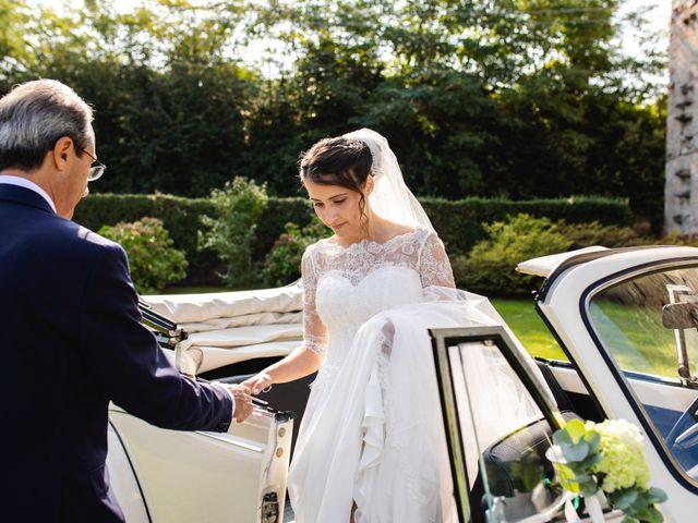 Il matrimonio di Mattia e Denise a Gattico, Novara 28