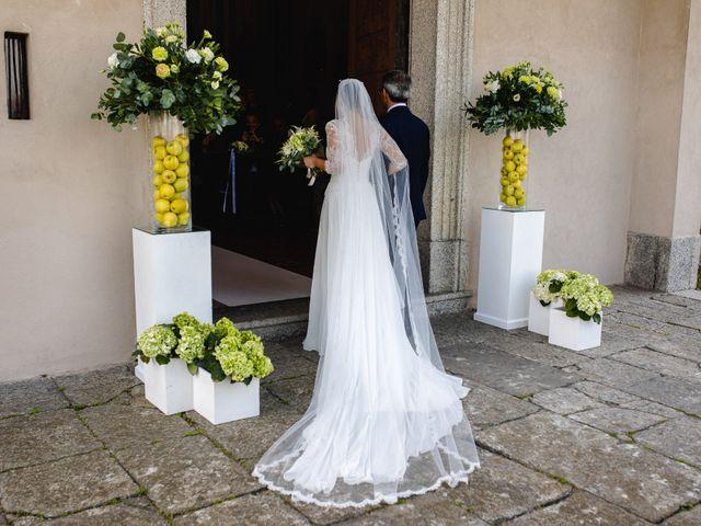 Il matrimonio di Mattia e Denise a Gattico, Novara 29