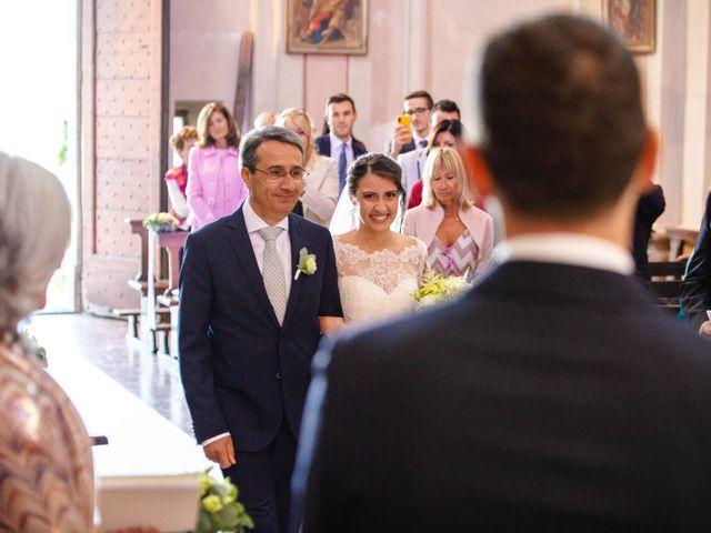 Il matrimonio di Mattia e Denise a Gattico, Novara 30