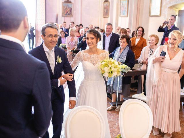 Il matrimonio di Mattia e Denise a Gattico, Novara 31