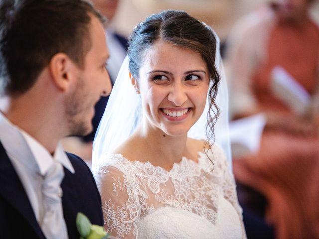 Il matrimonio di Mattia e Denise a Gattico, Novara 34