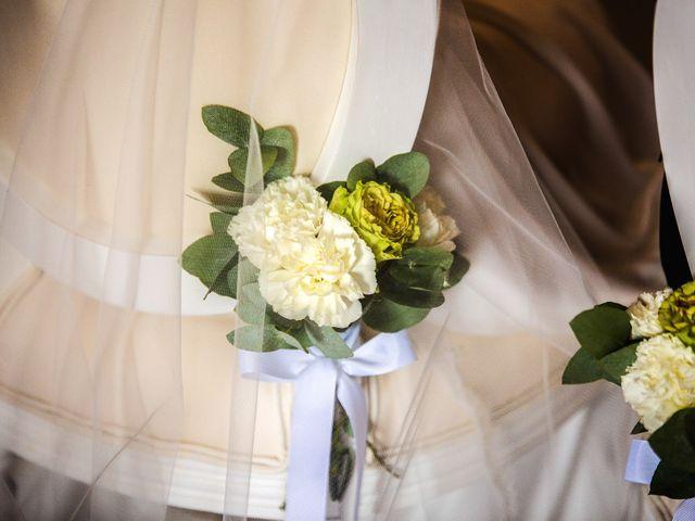 Il matrimonio di Mattia e Denise a Gattico, Novara 35