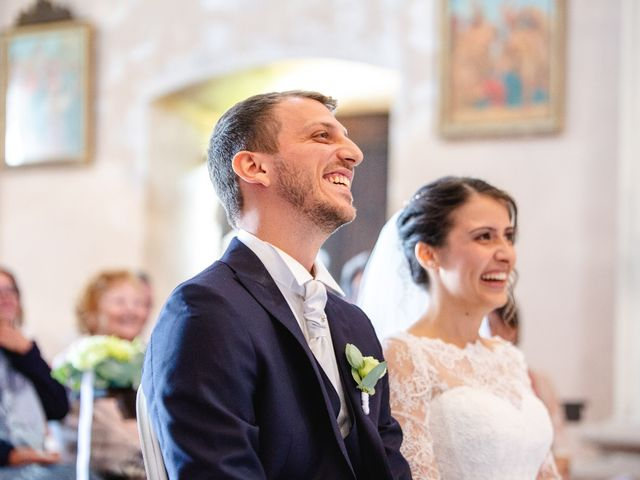 Il matrimonio di Mattia e Denise a Gattico, Novara 38
