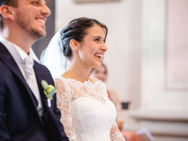 Il matrimonio di Mattia e Denise a Gattico, Novara 39
