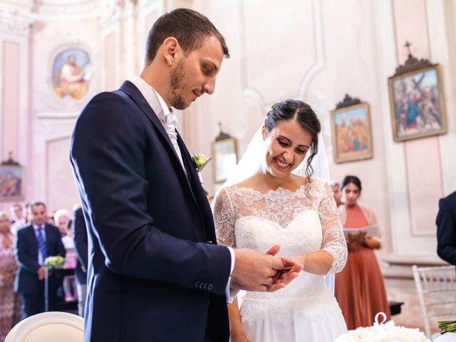 Il matrimonio di Mattia e Denise a Gattico, Novara 42