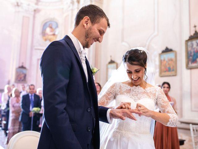 Il matrimonio di Mattia e Denise a Gattico, Novara 43