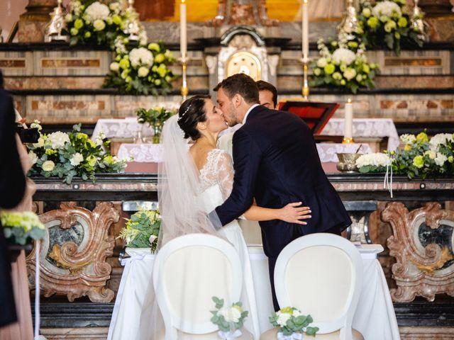 Il matrimonio di Mattia e Denise a Gattico, Novara 46