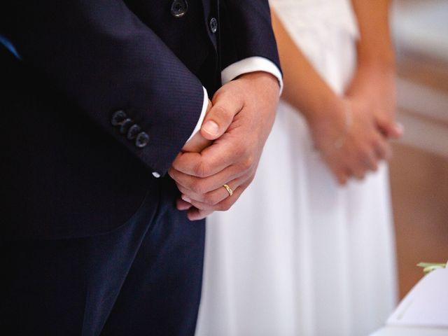 Il matrimonio di Mattia e Denise a Gattico, Novara 47