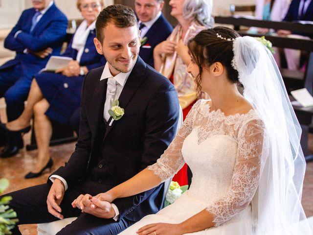 Il matrimonio di Mattia e Denise a Gattico, Novara 48