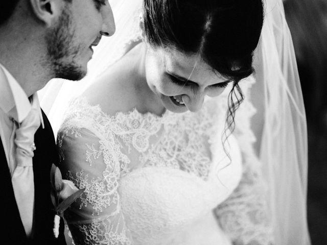Il matrimonio di Mattia e Denise a Gattico, Novara 51